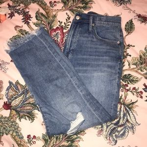 Madewell The Perfect Vintage Jean - Parnell wash